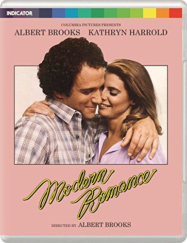 Modern Romance - Limited Edition Blu Ray [Blu-ray]