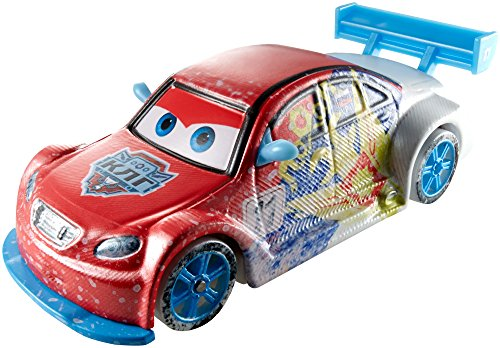 Disney Pixar Cars ICE RACERS Die Cast Auto 1:55 Vitaly Petrov CDR33