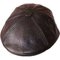 Dazoriginal Cappello da Uomo Baker boy Newsboy Cap L