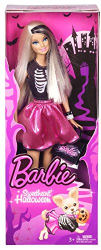 Barbie Halloween (Barbie BBV56 Halloween Sweetheart - Halloween Barbie)