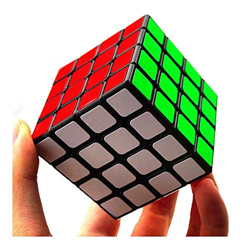 Blossom 4X4X4 Speed Cube Puzzle Game Toy for Children Adult (Random Color)