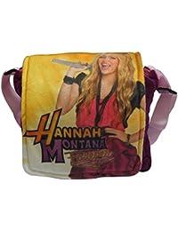 Donex 2 L Soft Flap Sling Bag For Kids Purple