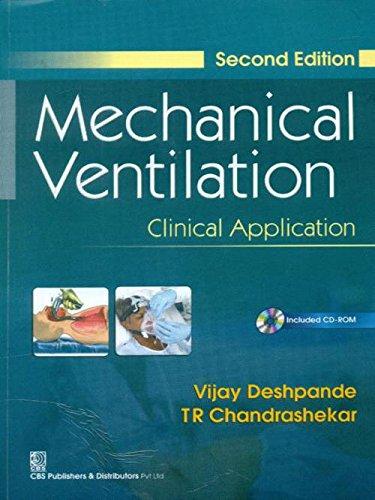 Mechanical Ventilatn Clinicl App 2e CD