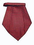 Mentiezi Men Micro Fibre Printed Cravat