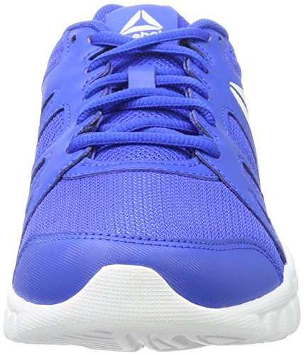 Reebok Trainfusion Nine 2.0, Chaussures de Fitness Homme, Bleu (Vital Blue/Ash Grey/White), 46 EU
