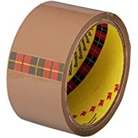 Scotch Packing Tape 48mm*35m Brown- Pack of 2
