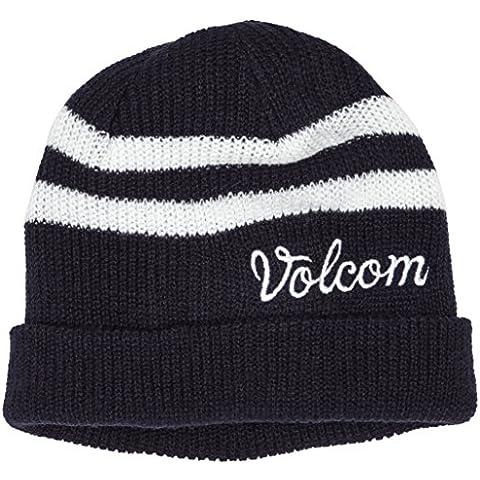 Volcom Gorro cufton, marina, One size, d5841601nvy