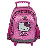 HELLO KITTY GRAND SAC A ROULETTE TROLLEY - SAC A ...