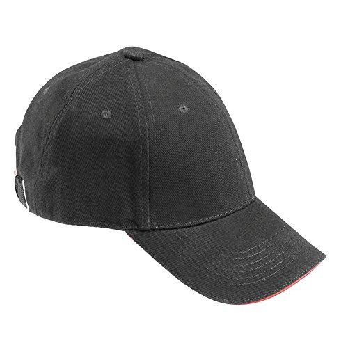 FHB Cap uni, Udo, schwarz, 91190-20