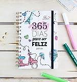 Casterli - Agenda Anual 2019 Día página - 365 días para ser feliz