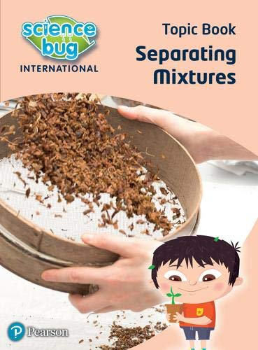 Science Bug: Separating mixtures Topic Book