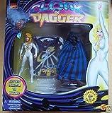 Marvel Comics Cloak and Dagger Action Figure Collector's Set