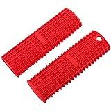Youpin herramienta de cocina aislamiento Panhandle guantes de silicona antideslizante mango Set, A1, small