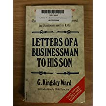 Letters of a Businessman to His Son