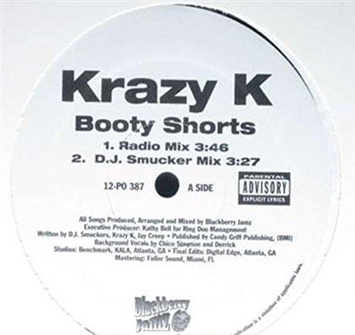 Booty Shorts [Vinyl Single 12''] -