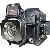 Lámpara carcasa para EPSON PowerLite Pro G5450WU Proyector DLP LCD Bombilla