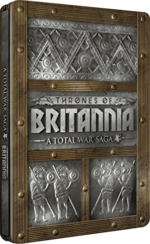 Total War Saga: Königreiche Britanniens (PC) (64-Bit) (Pc Games Total War)