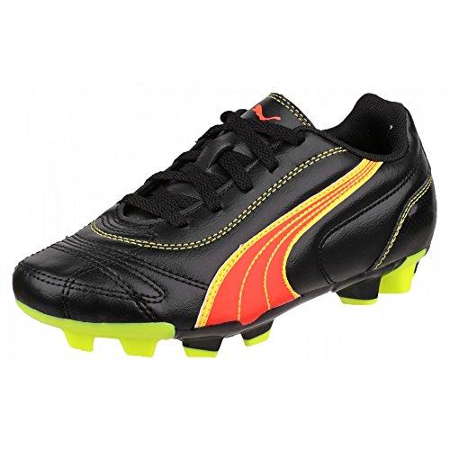 Puma Kratero - Chaussures de football à crampons moulés - Garçon ombl/flp