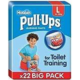 Huggies Pull-Ups couches Boy économie 22par pack–