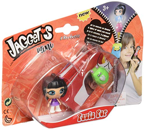 Jaggets Mini - Paula Pop (Famosa 700014074)