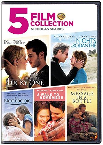 Nicholas Sparks [DVD-AUDIO] (Nicholas Sparks-film-dvd)