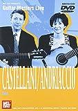 Andriaccio Michael Castellani Andriaccio Duo Guitar Dvd [Reino Unido]