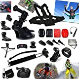 Xtech® GoPro Hero Camera 25 Piece Accessory Kit - Best Reviews Guide