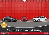 EvoluTTion der 4 Ringe (Wandkalender 2018 DIN A4 quer): Coupé und Roadster Sportwagen TT 8N - 8J - 8S (Monatskalender, 14 Seiten ) (CALVENDO Mobilitaet) [Kalender] [Apr 13, 2017] SchnelleWelten, k.A.