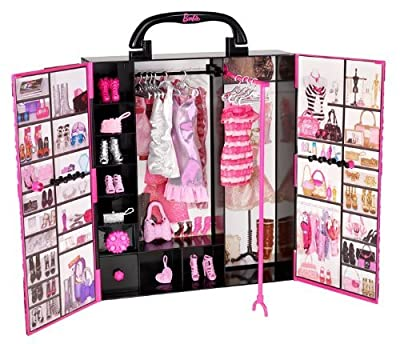 Barbie X5357 - El Armario de Barbie (Mattel) de Mattel