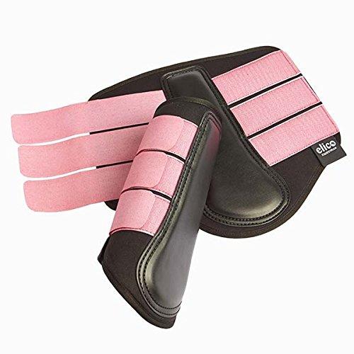 Elico Langley Neopren Sehnenschoner Pony Pink