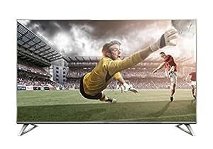 Panasonic TX-58DXW734 Viera 146 cm (58 Zoll) Fernseher (4K Ultra HD, 1400 Hz BMR, HDR High Dynamic Range, Quattro Tuner mit Twin-Konzept, Smart TV)