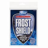 treues f-20442-sw Auto Windschutzscheibe Frost Shield