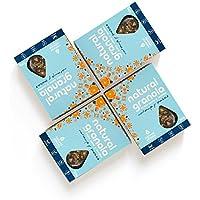 Natural Granola Pack 4x350gr (Naranja y pasas)