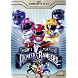 Mighty Morphin Power Rangers - Die komplette Saga
