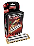 Hohner Marine Band Crossover Harmonica D