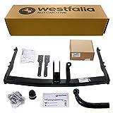Starre Westfalia Anhängerkupplung für S-Max (BJ 05/2006-09/2015) im Set mit 13-poligem fahrzeugspezifischen Westfalia Elektrosatz