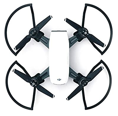 VICARA for the DJI Spark Propeller Guards Circle Easy Mount and Detach No Tool Needed, Quick-release Guards, 4 Piece
