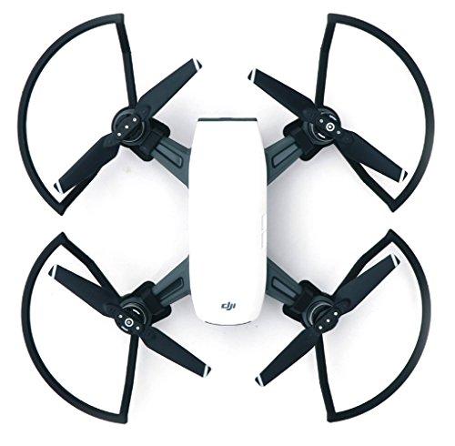 Preisvergleich Produktbild aresh für DJI Spark Propeller Wachen Kreis Easy Mount und zu entfernen kein Werkzeug erforderlich,  4 Stück