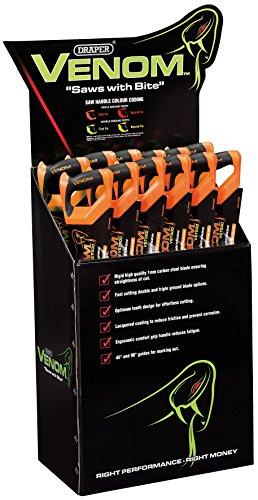 Draper First Fix-Venom & # 174; Triple Terreno 500mm handsaws (valore aggiunto Pa