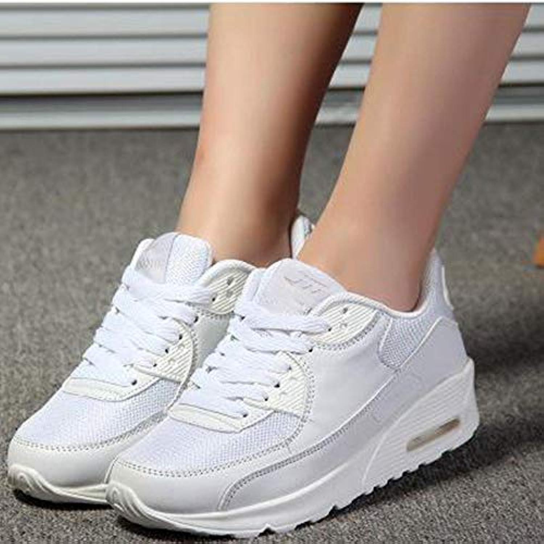 YSFU scarpe da ginnastica scarpe da ginnastica da Donna Traspirante Leggero Ammortizzatore Esterno Piattaforma Scarpe Sportive Scarpe Casual... | Ideale economico  | Uomo/Donne Scarpa