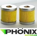 Phoenix Autogas Filter OMB Abschaltventil Einsatz Flüssigphase Gasfilter für LPG KME Stag etc. (4,45 Euro/Stück)