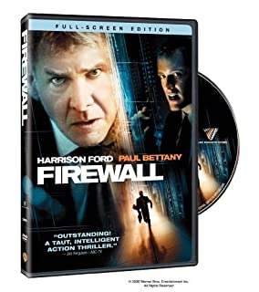 Firewall (Full Screen Edition) by Harrison Ford