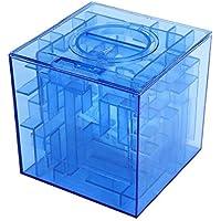 maltonyo17Money Maze Salvadanaio 3d puzzle box regalo Holder archiviazione premio (1pc)