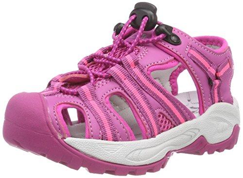 CMP Unisex-Erwachsene Aquarii Geschlossene Sandalen Hot Pink B375, 34 EU