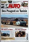 VIE DE L'AUTO (LA) [No 1248] du 14/12/2006 - LA FORD T EN PERIGORD NOIR - DES PEUGEOT EN TUNISIE - VENTE AUX ENCHERES - 100 VOITURES EN SUISSE - MUSEE DE SACRAMENTO - VISION AMERICAINE - RALLYE G. BRASSENS...