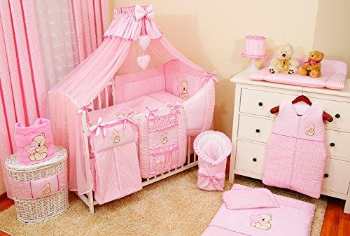 Ropa de cama para cuna de bebé
