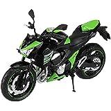 Skynet 1/12 finished product Bike Kawasaki Z800 lime green
