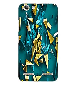 LENOVO K5 PLUS PATTERN Back Cover by PRINTSWAG
