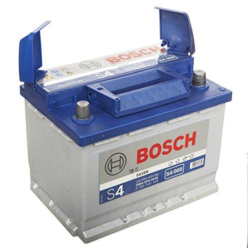 BOSCH S4 005 Batteria Silver 12V 540A...