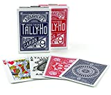 Tally Ho Playing Cards (Fan Back or Circ...